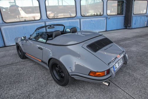 Porsche 911 Wide Track Speedster by DP Motorsport 22