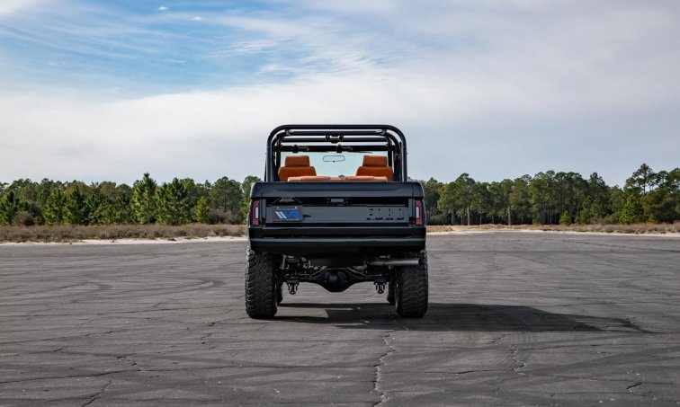 1969 Ford Bronco Supercharged by Velocity Restorations 15