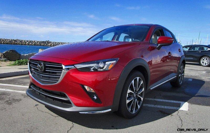 2019 Mazda CX-3 2