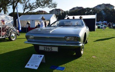 1965 Volkswagen Karmann-Ghia Type 1 Concept - Amelia Concours 2019 1