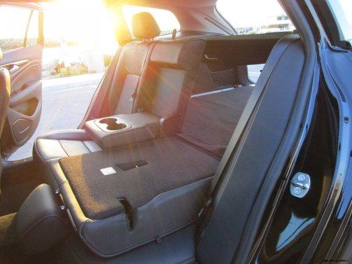 2019 Buick Regal TourX Essence AWD Interior Photos Ben Lewis 8