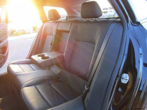 2019 Buick Regal TourX Essence AWD Interior Photos Ben Lewis 9