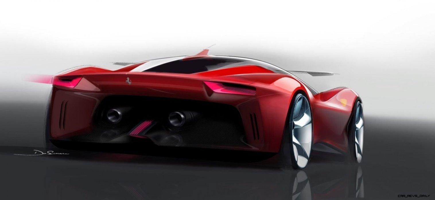 2019 Ferrari P80C 18