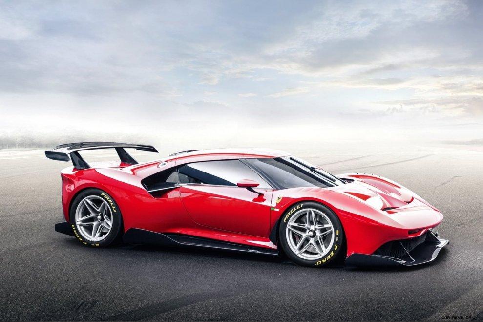 2019 Ferrari P80C 2