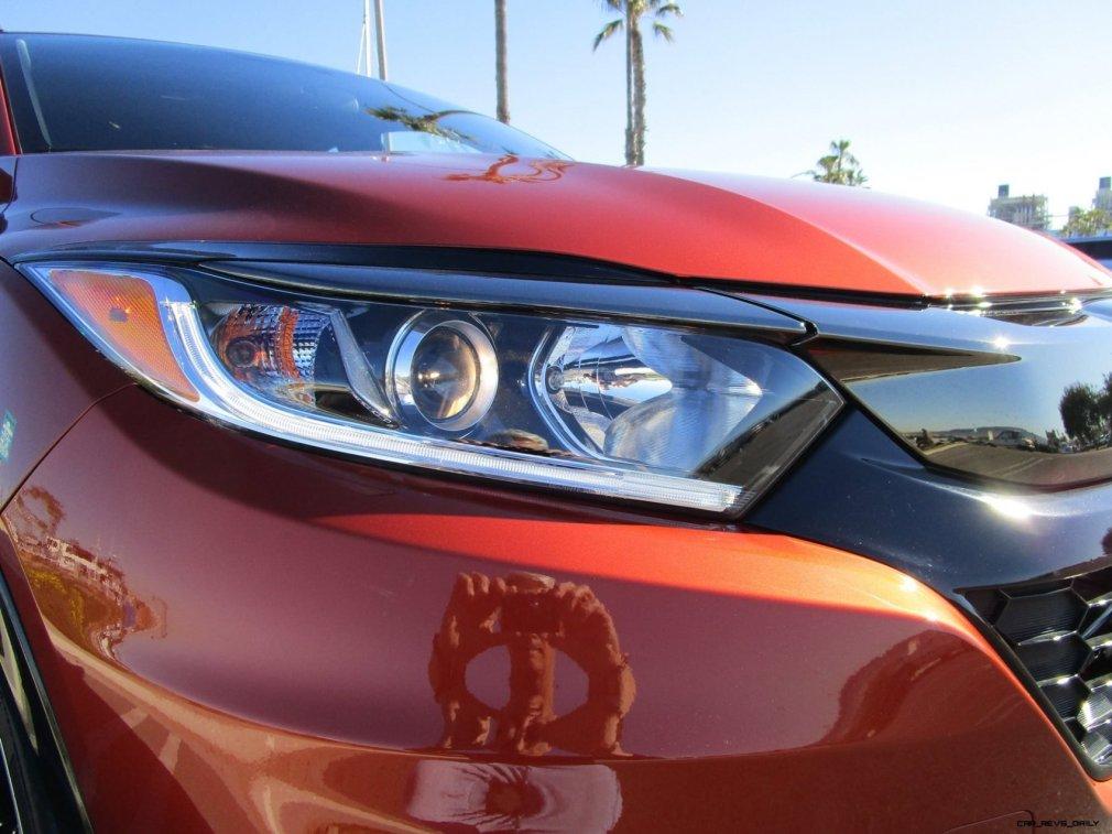 2019 Honda HR-V Sport AWD 4