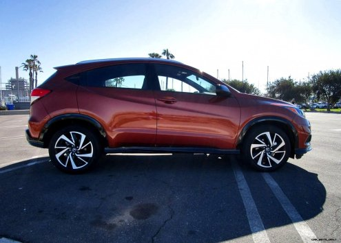 2019 Honda HR-V Sport AWD 8