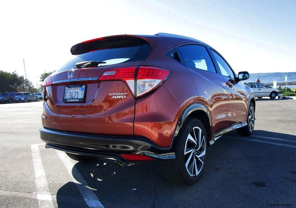 2019 Honda HR-V Sport AWD 9