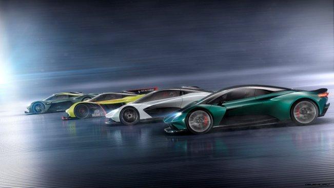 Aston Martin Mid-Engine Group Shot_01