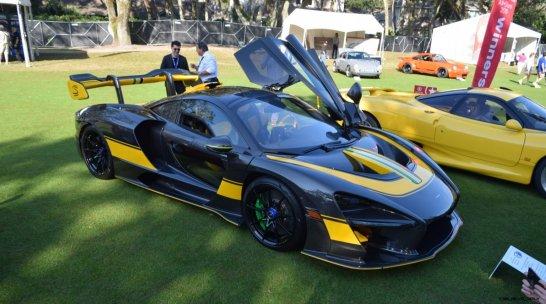 McLaren Senna Amelia Island 10