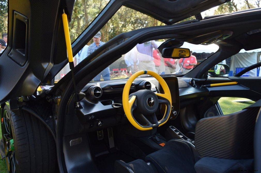 McLaren Senna Amelia Island 26