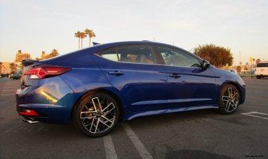 2019 Hyundai Elantra Sport 6MT 14