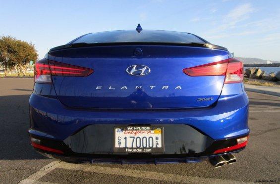 2019 Hyundai Elantra Sport 6MT 7