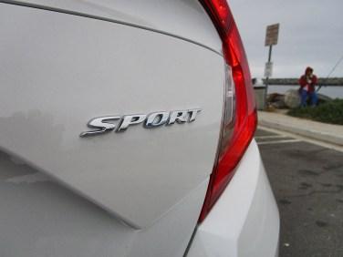 2019 Honda Civic Sport 4-Door 12