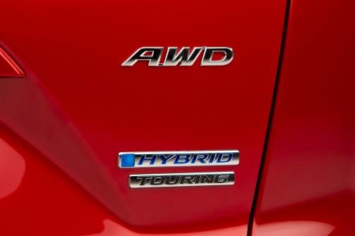 07 2020 Honda CR-V Hybrid