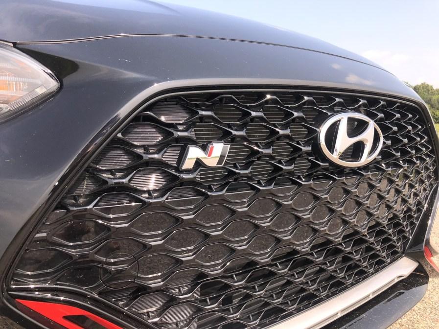 2019 Hyundai Veloster N Performance Pack Ultra Black (26)
