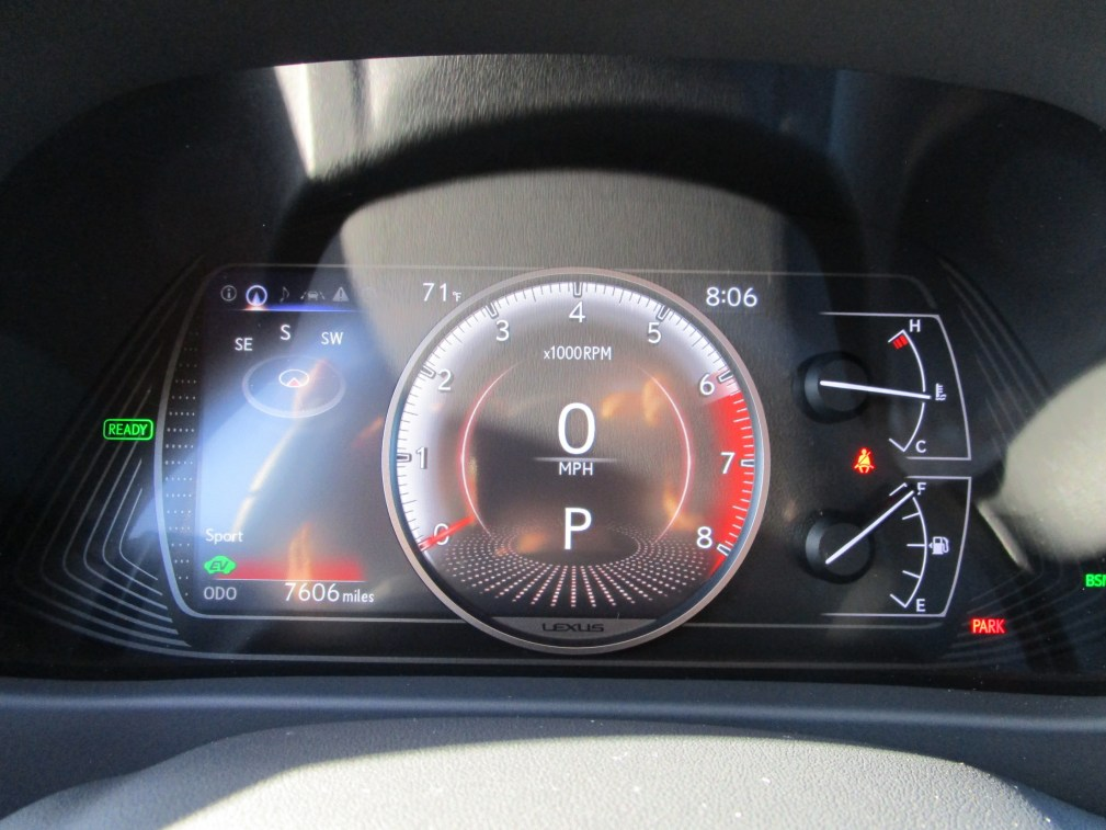 2019 Lexus UX 250h Hybrid (13)