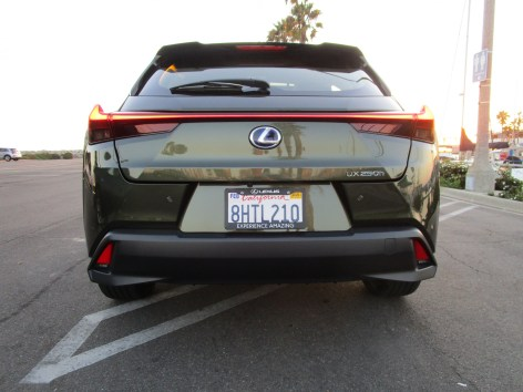 2019 Lexus UX 250h Hybrid (30)