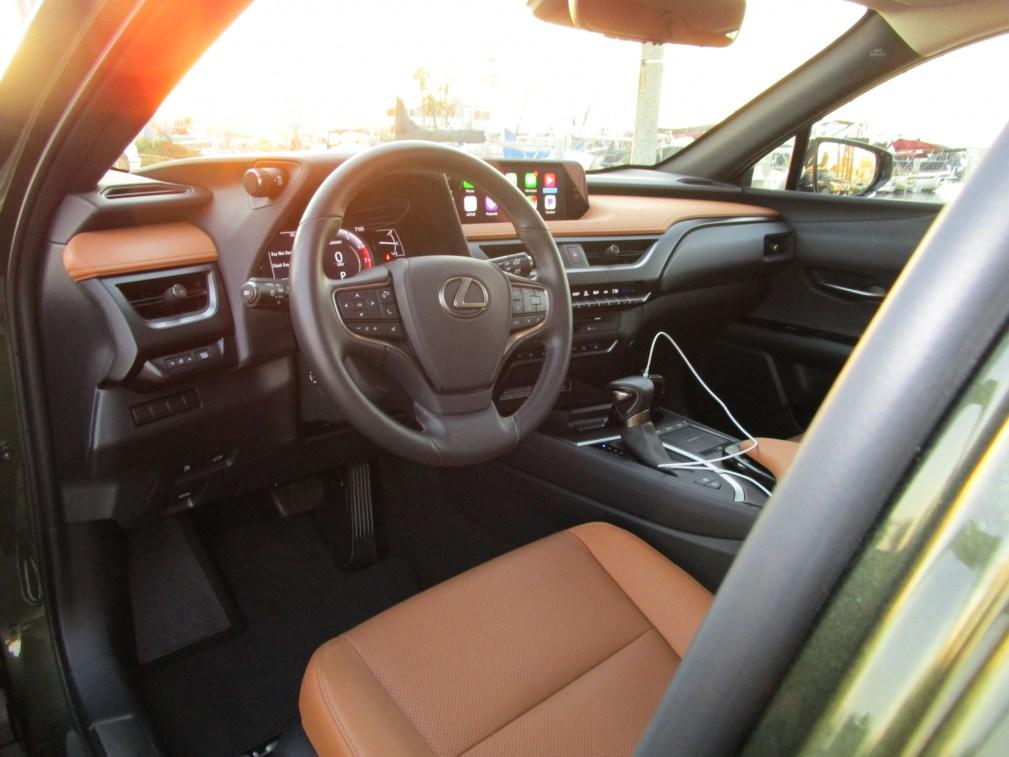 2019 Lexus UX 250h Hybrid (32)