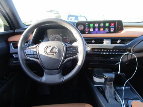 2019 Lexus UX 250h Hybrid (50)