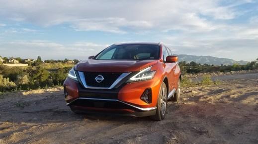 2019 Nissan Murano - Matt Barnes (3)