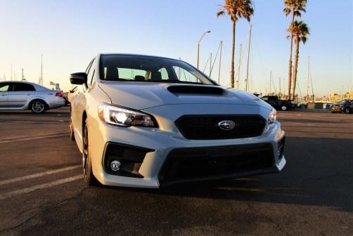 2019 Subaru WRX Series Gray (17)
