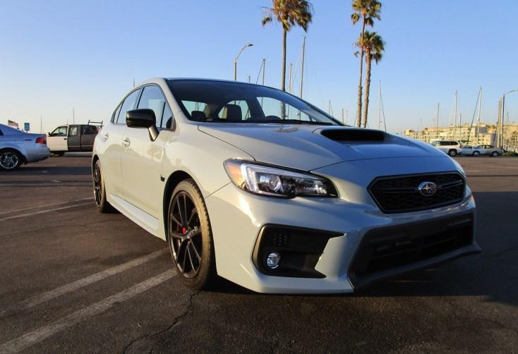 2019 Subaru WRX Series Gray (6)
