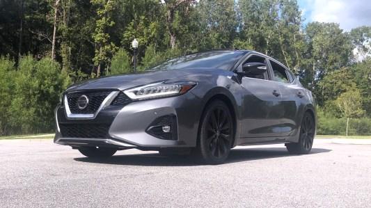 2019 Nissan Maxima SR (12)