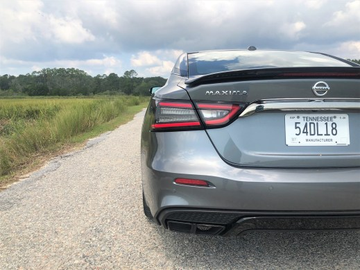 2019 Nissan Maxima SR (26)
