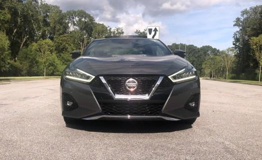 2019 Nissan Maxima SR (6)