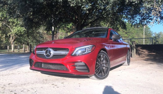 2019 Mercedes AMG C43 Coupe - Road Test Review - Burkart (21)