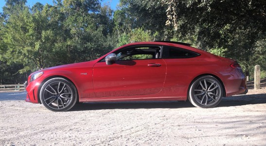 2019 Mercedes AMG C43 Coupe - Road Test Review - Burkart (28)