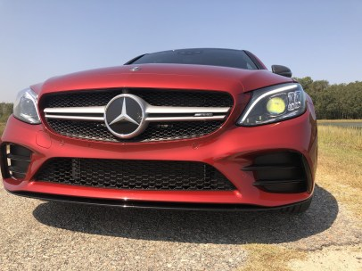 2019 Mercedes AMG C43 Coupe - Road Test Review - Burkart (43)