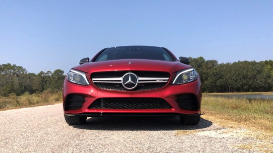 2019 Mercedes AMG C43 Coupe - Road Test Review - Burkart (44)