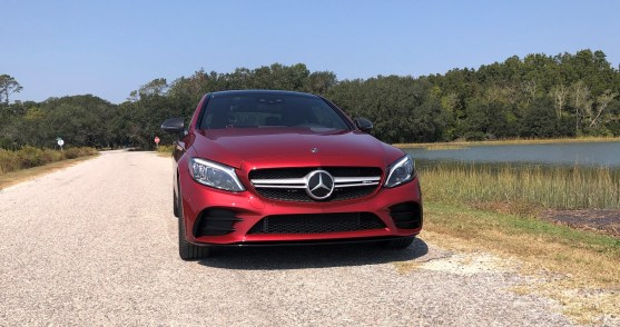 2019 Mercedes AMG C43 Coupe - Road Test Review - Burkart (46)
