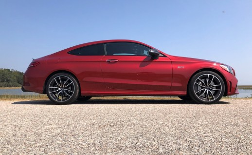 2019 Mercedes AMG C43 Coupe - Road Test Review - Burkart (54)