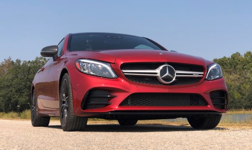 2019 Mercedes AMG C43 Coupe - Road Test Review - Burkart (62)
