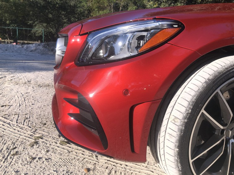 2019 Mercedes AMG C43 Coupe - Road Test Review - Burkart (7)
