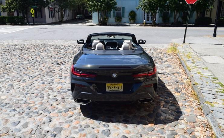 2019 BMW M850i Convertible Davit Grey Tom Burkart (11)