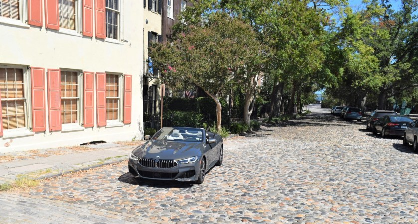 2019 BMW M850i Convertible Davit Grey Tom Burkart (17)