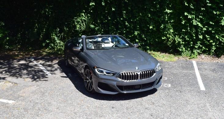 2019 BMW M850i Convertible Davit Grey Tom Burkart (28)