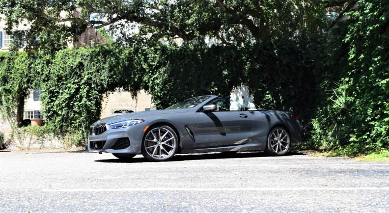 2019 BMW M850i Convertible Davit Grey Tom Burkart (31)