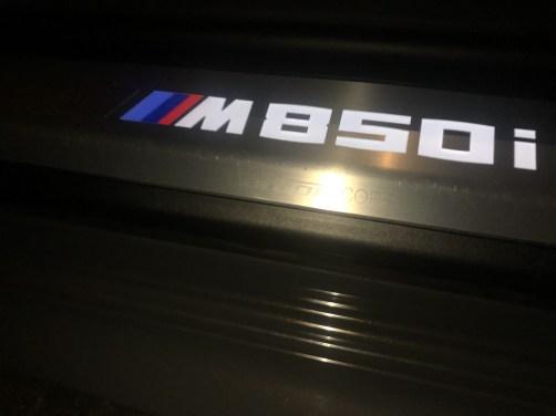 2019 BMW M850i Convertible Davit Grey Tom Burkart (37)