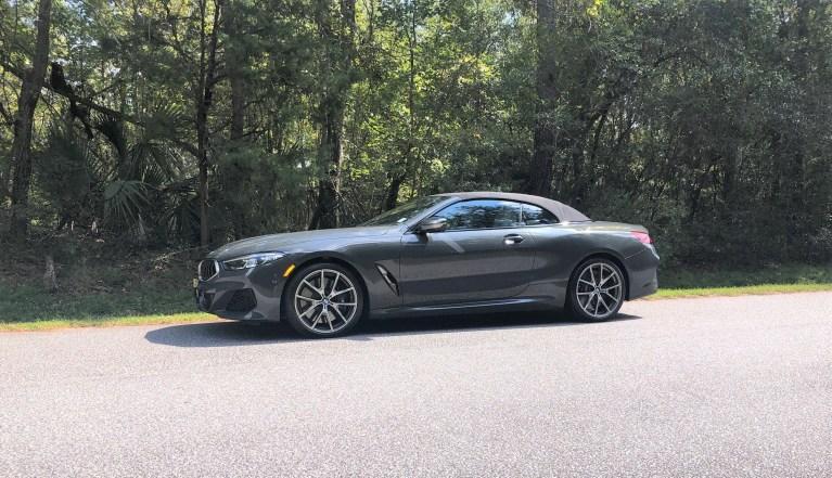 2019 BMW M850i Convertible Davit Grey Tom Burkart (45)