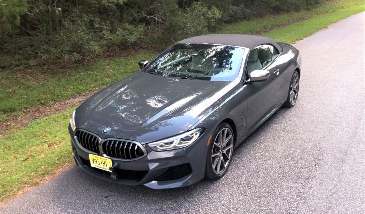 2019 BMW M850i Convertible Davit Grey Tom Burkart (49)