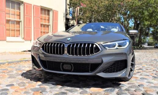 2019 BMW M850i Convertible Davit Grey Tom Burkart (5)