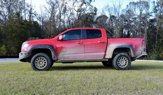 2020 Chevrolet Colorado ZR2 Bison Duramax Diesel Review (10)