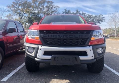 2020 Chevrolet Colorado ZR2 Bison Duramax Diesel Review (32)