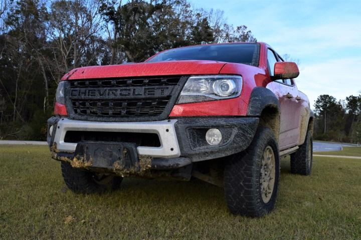 2020 Chevrolet Colorado ZR2 Bison Duramax Diesel Review (6)