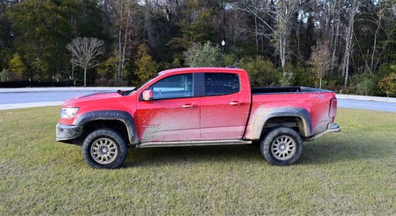 2020 Chevrolet Colorado ZR2 Bison Duramax Diesel Review (9)
