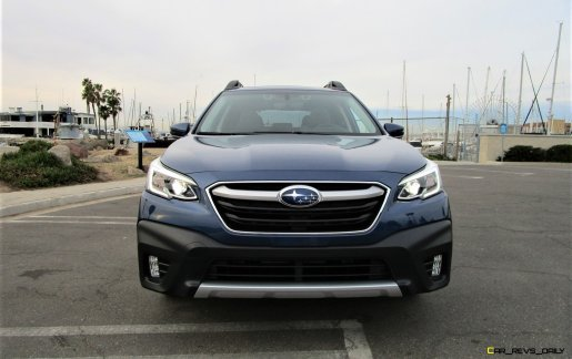 2020 Subaru Outback Limited - Road Test Review - By Ben Lewis (3)